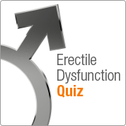 erectile dyfunction quiz