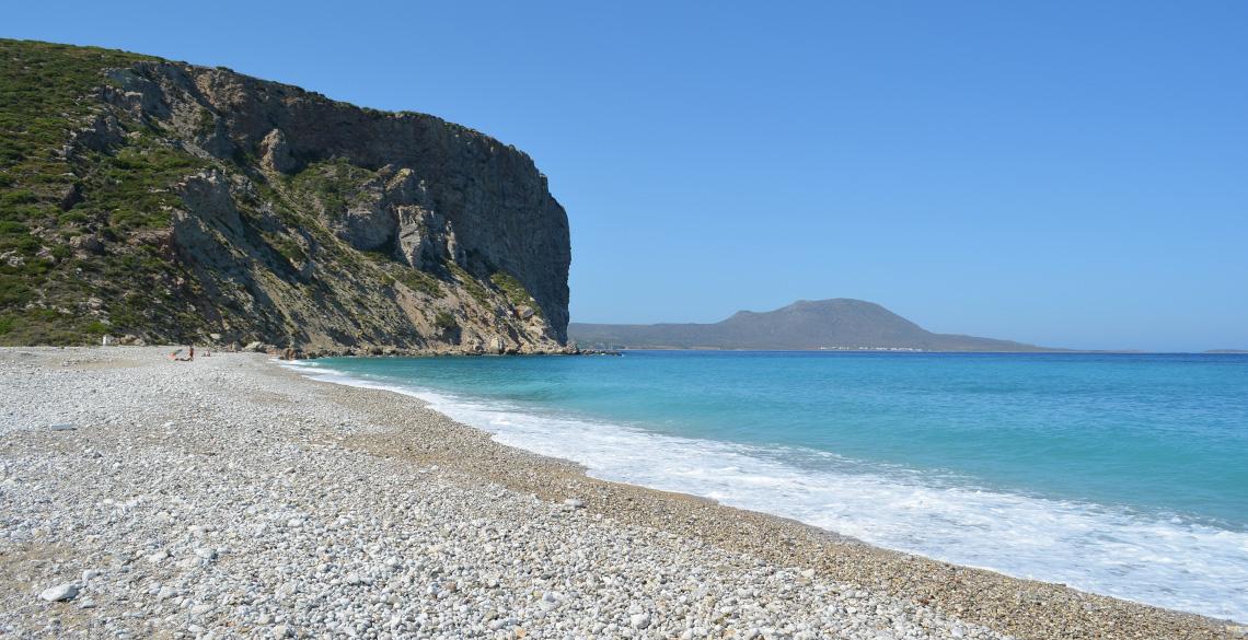 Komponada beach