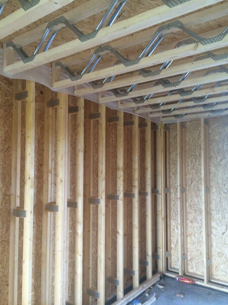 timber frame house foundations | Fachriframe co