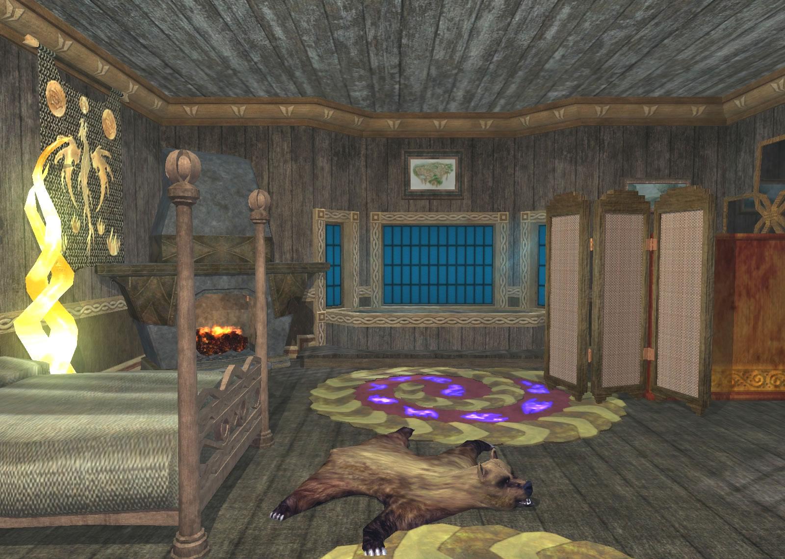 Southern Qeynos Living Presents Ghafins Two Room
