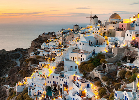 Santorini (Thira), Greece