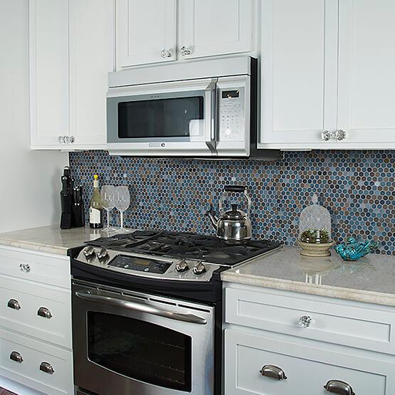 mosaic floor and wall tiles viking