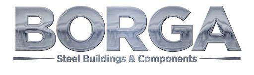 Borga Steel Buildings & Components logo