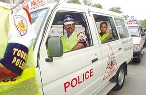 Chandigarh Tourist Police