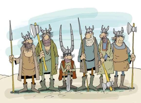 viking nomads