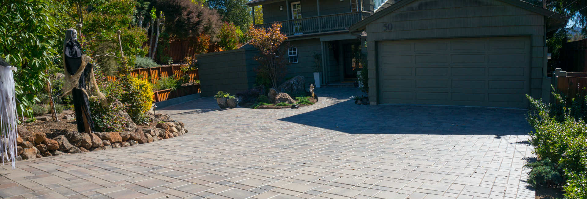 bay area driveway paving contractor