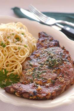 Steak Pizzaiola Viking Range LLC