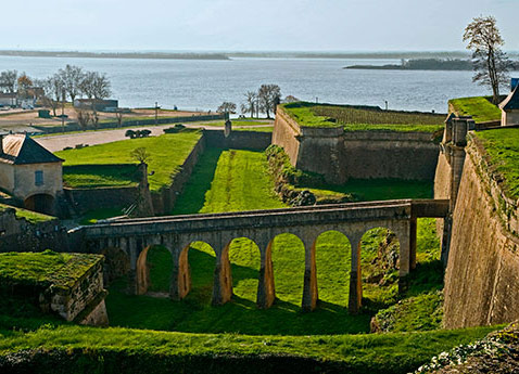 Blaye Vauban Citadel, France