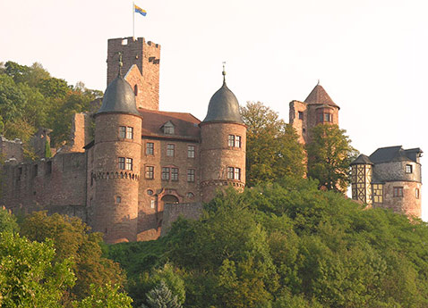 Wertheim Castle, Germany