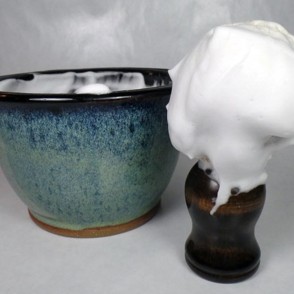 Viking Shaving Soap Lather