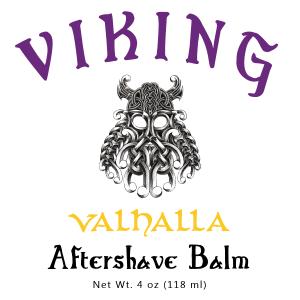 Viking Valhalla Aftershave Balm