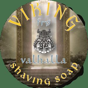 Viking Fro Valhalla Shaving Soap
