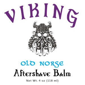 Viking Old Norse Aftershave Balm