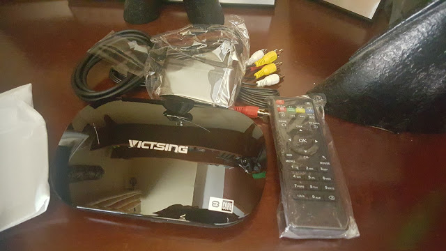 Box Android TV Octa-Core VicTsing 2