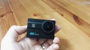 Action cam Floureon Q6H: ottima, ma economica 8