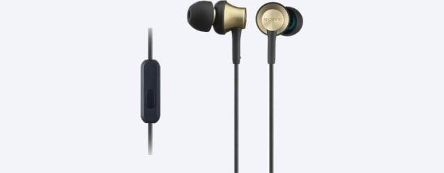 sony mdr cuffie in-ear