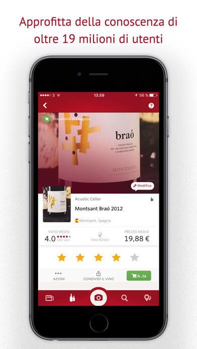 Vivino: l'app per riconoscere tutti i tipi di vino 2