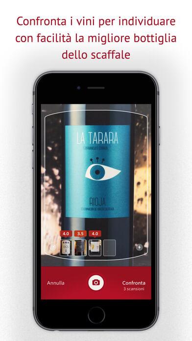 Vivino: l'app per riconoscere tutti i tipi di vino 5