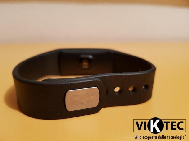 Recensione Endubro I7HR : smartband completa 2