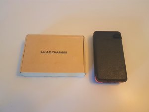 PowerBank solare 24.000mAh Hiluckey 2