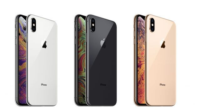 Novità di iPhone XS, XS Max e XR 3