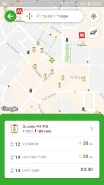 Citymapper mappa 3
