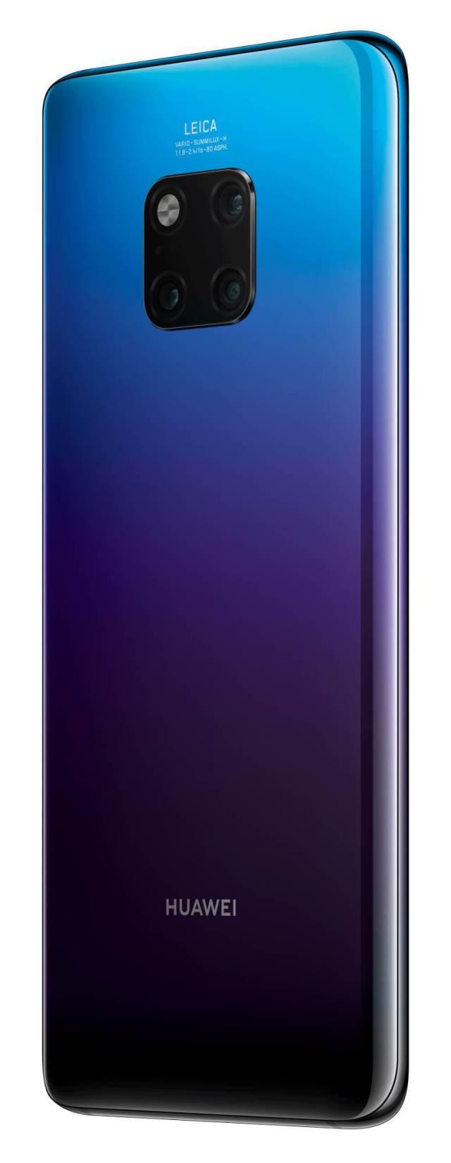 Huawei presenta Mate 20 Series 3