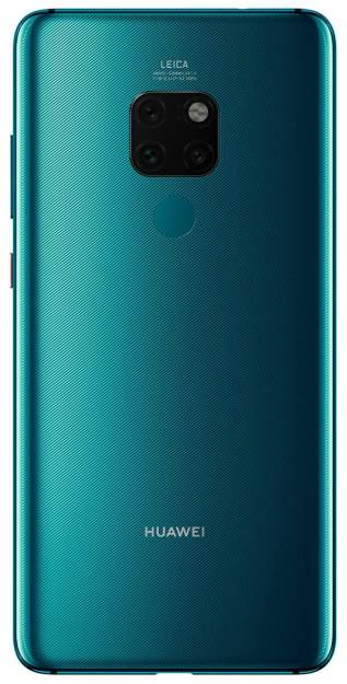 Mate 20_Green_Rear