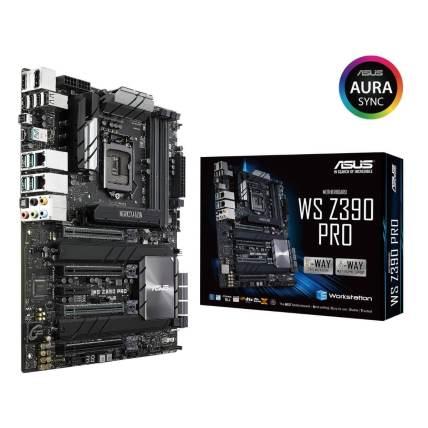 WS Z390 Pro