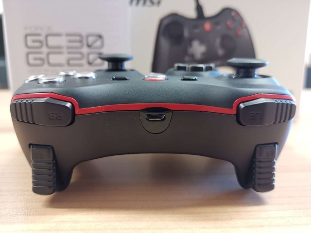 Recensione controller msi Force GC20 3