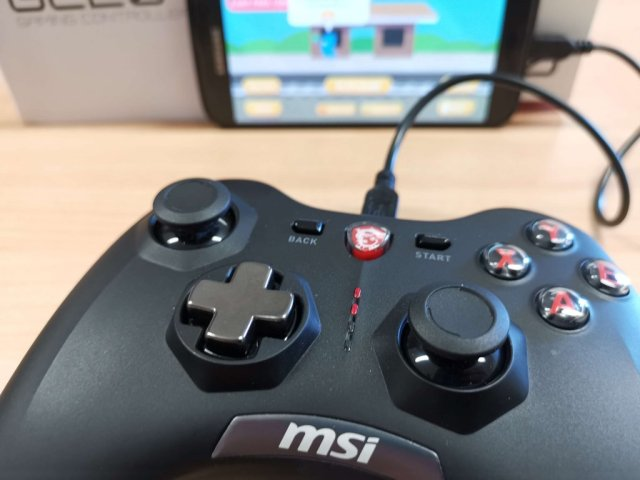Recensione controller msi Force GC20 1