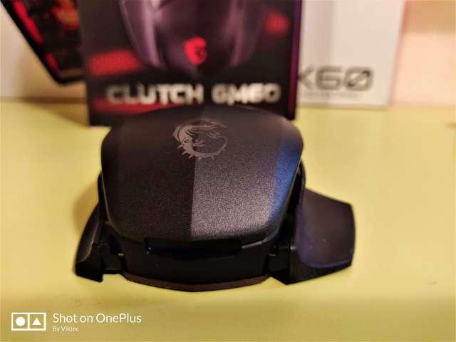 Mouse CLUTCH GM60 MSI: La recensione 5