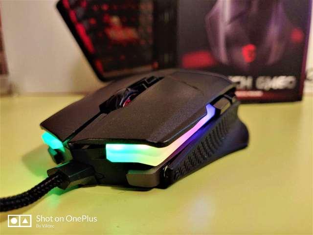 Mouse CLUTCH GM60 MSI: La recensione 9