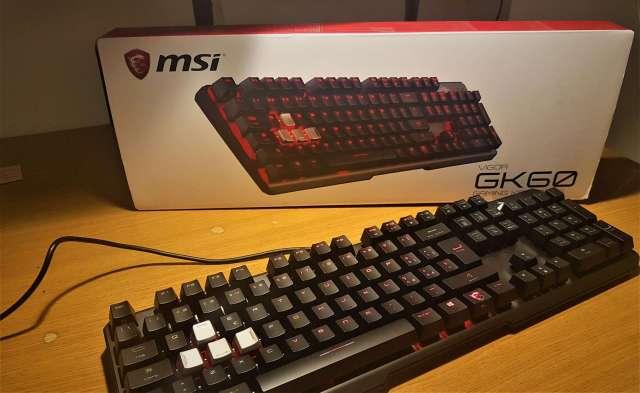 Vigor GK60 - La recensione della tastiera da Gaming di MSI 1
