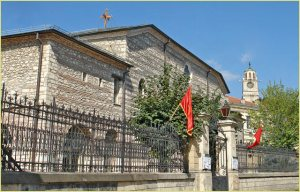 Read more about the article Church St. Demetrius – Bitola