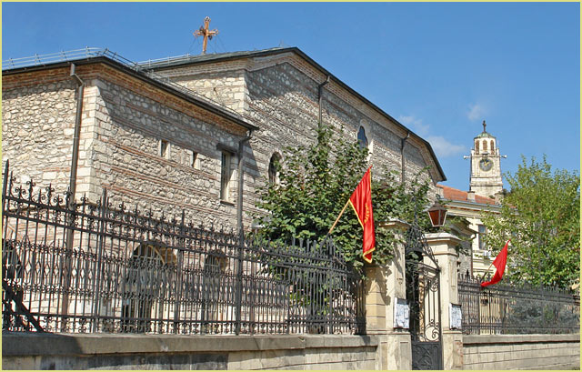 You are currently viewing Church St. Demetrius – Bitola