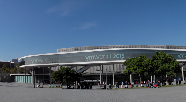 VMworld Europe 2013 Panoramas -  Part II/II