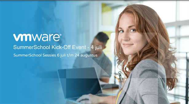 Join Pat Gelsinger at the VMware SummerSchool kick-off event on July 4th in Utrecht (NL)