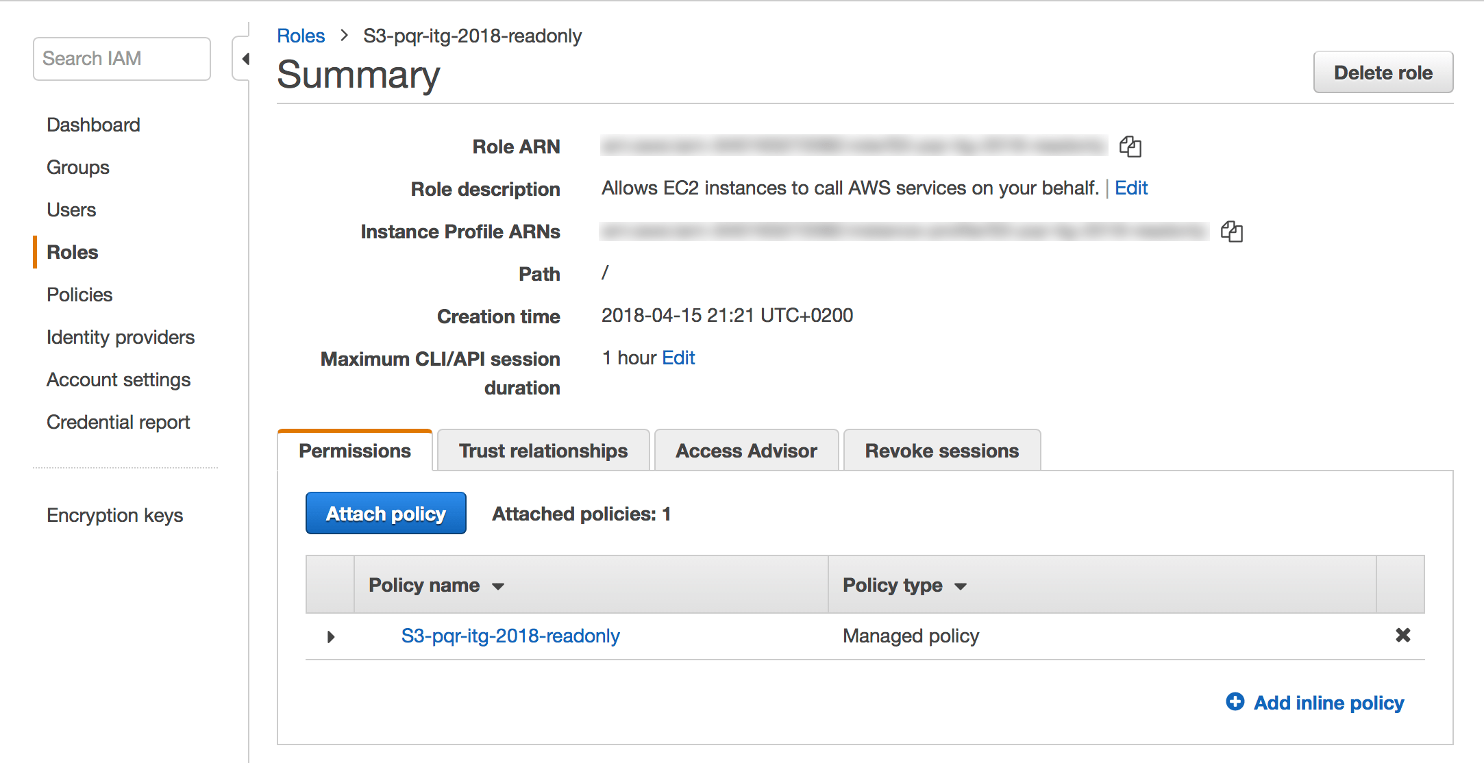 Deploying a high available website on AWS with Terraform
