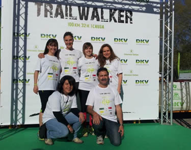Intermón Oxfam Trailwalker