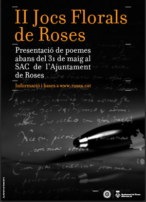 II Jocs Florals de Roses