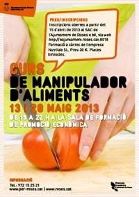 Curs Manipuladors d'Aliments