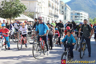 Bicicletada Popular de Roses