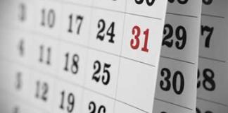 Calendari de festes laborals