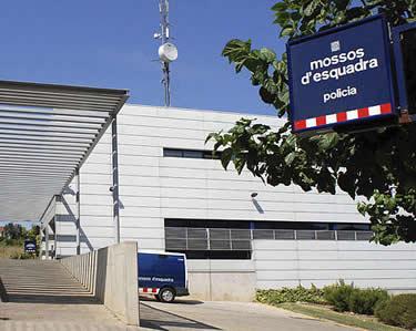 Comissaria Mossos d'Esquadra de Figueres
