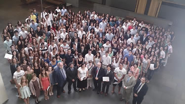 Alumnes distingits per la Generalitat