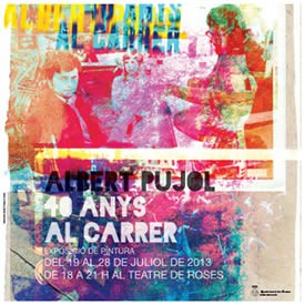 Exposició Albert Pujol