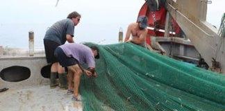 Veda pesca d'arrossegament