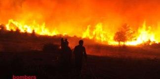 Incendi Empordà 2012
