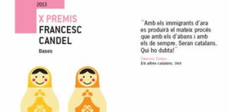 Premis Francesc Candel